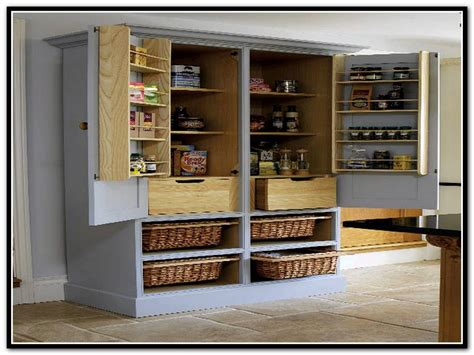 kitchen stand alone cabinets stand alone pantry cabinets manicinthecity