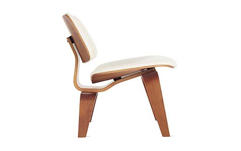 Lcw Chair Eames by Eames Molded Plywood Lounge Chair With Wood Base
