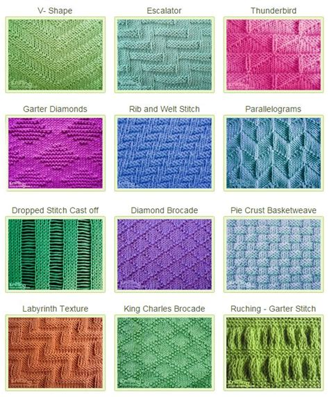 loom knitting purl stitch knit purl stitch patterns knitting stitch patterns