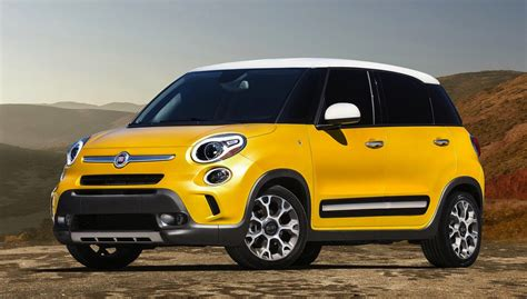Fiat 500l Abarth by Abarth May Tune Fiat 500l Report Photos 1 Of 3