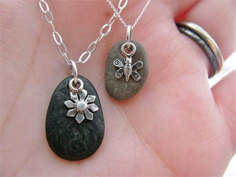rock for jewelry 25 best ideas about rock necklace on pretty