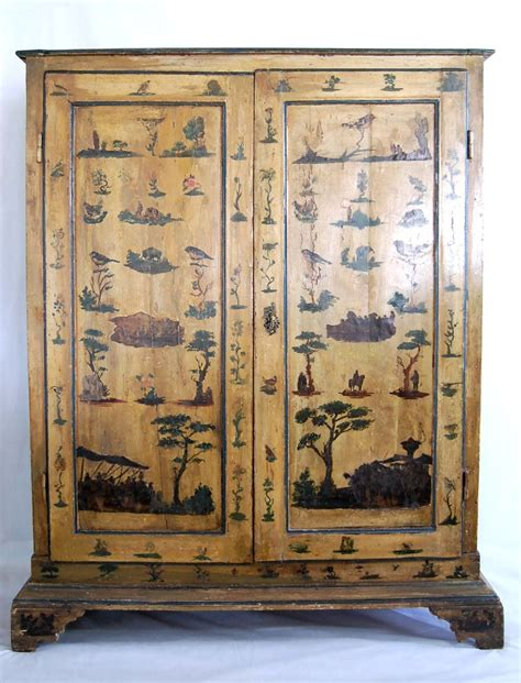 decoupage chairs for sale 19th century italian decoupage armoire for sale at 1stdibs