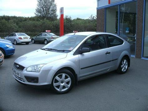 2006 Ford Focus Hatchback by Ford Focus 2006 Hatchback Automatic