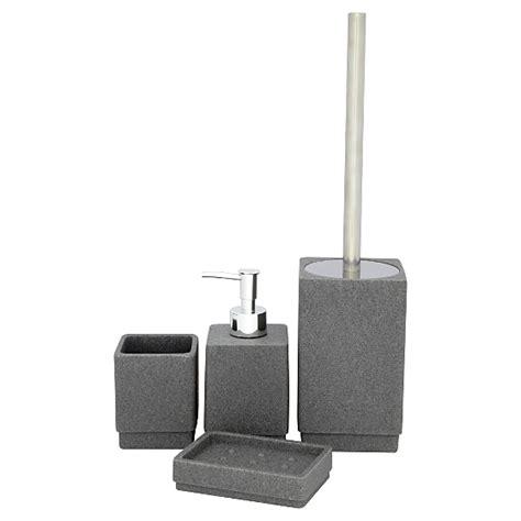 range bathroom accessories bathroom range charcoal sandstone bathroom accessories