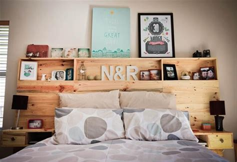 headboard with shelves pallet bed headboard with shelves pallet ideas recycled