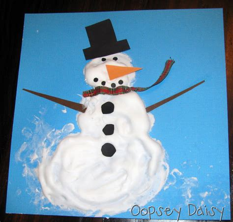 snowman crafts for 35 creative and snowman craft food ideas artsy