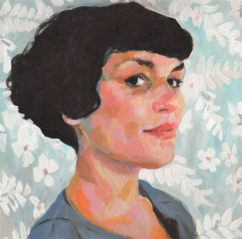 acrylic painting portrait original portrait painting acrylic painting