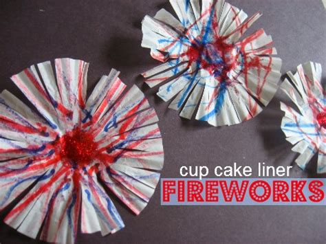 fourth of july crafts for easy fireworks craft 4th of july craft no time for flash cards