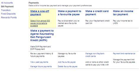 how to make health card how to make insurance premium payment via maybank2u