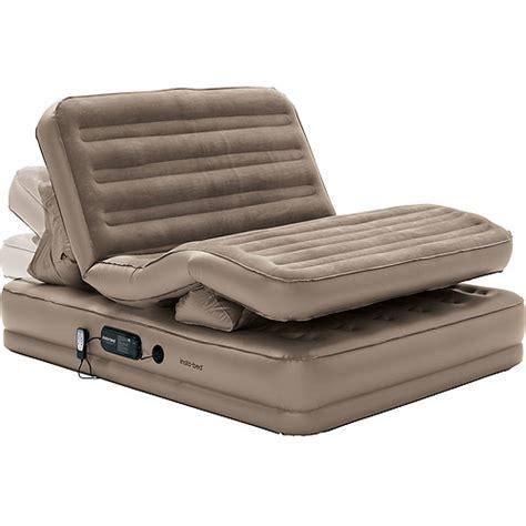 raised air bed insta bed raised insta flex airbed walmart