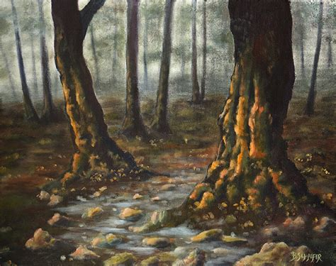 acrylic painting of trees landscape painting 101 how to paint trees in acrylics