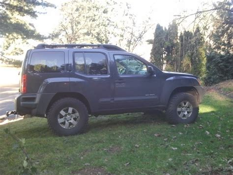 06 Nissan Xterra by Leveling Kits For 06 Xterra Autos Post
