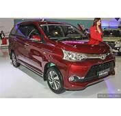 IIMS 2015 Toyota Avanza Veloz Facelift – From RM54k