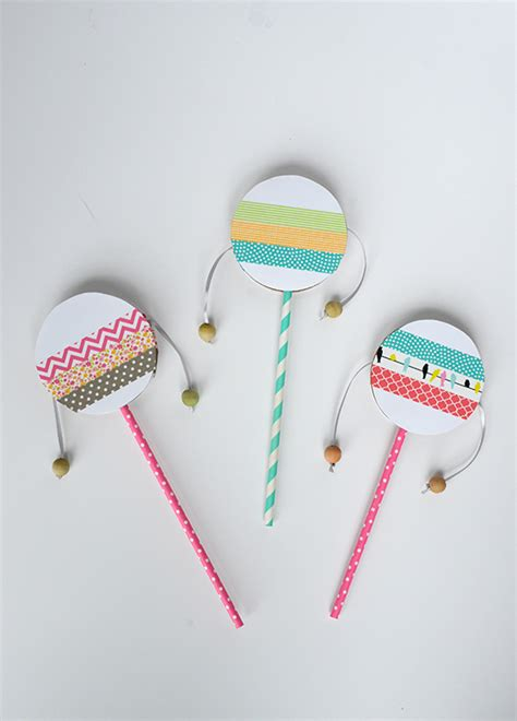 craft ideas for musical instruments diy musical instruments julep