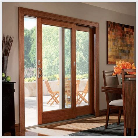 wood sliding glass patio doors 25 best ideas about sliding glass doors on