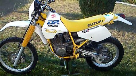 1990 Suzuki Dr350 by Suzuki Dr 350 S