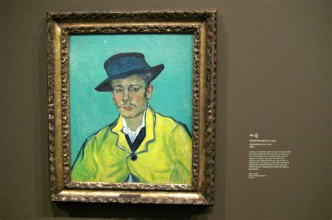 picasso paintings musee d orsay mus 233 e d orsay vincent gogh s portrait of arm