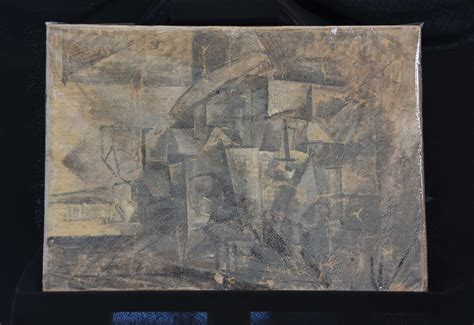 picasso paintings found 15 million picasso painting found in new jersey back in