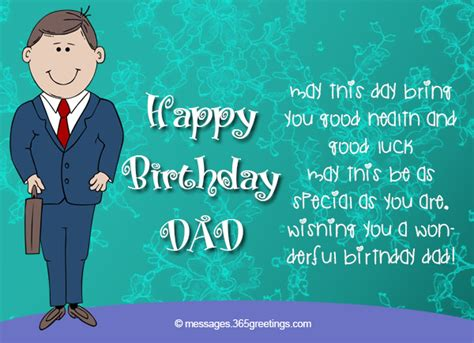 for dads birthday birthday wishes for 365greetings