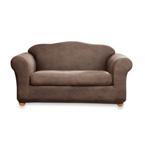 sofa covers bed bath and beyond buy sure fit sofa covers from bed bath beyond