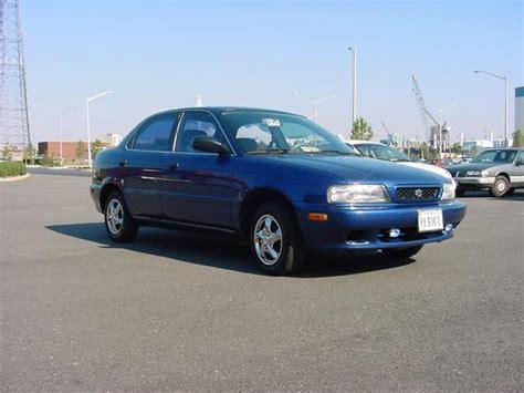Suzuki Esteem 1998 by Lojicracing 1998 Suzuki Esteem Specs Photos Modification