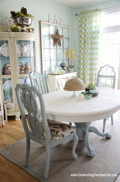 chalk paint table ideas dining room table and chairs makeover with sloan