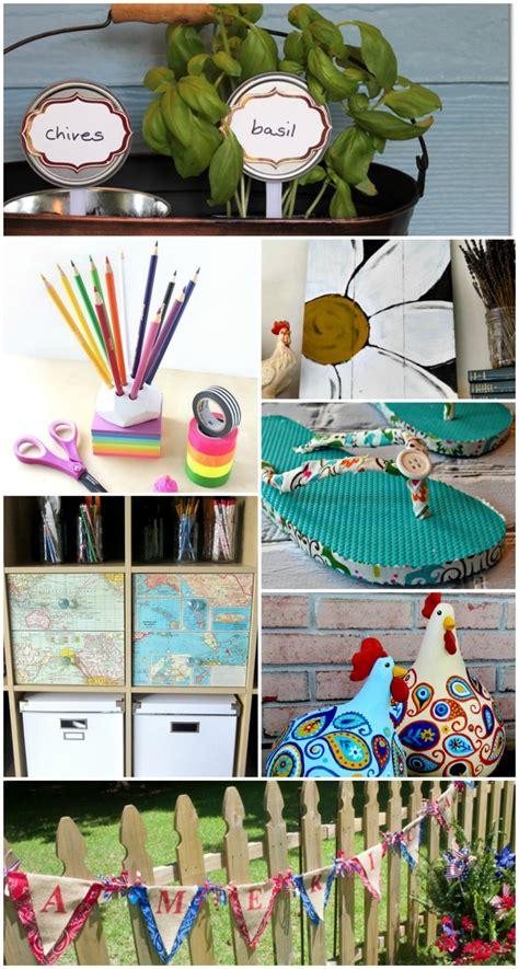 summer craft projects 7 summer craft ideas