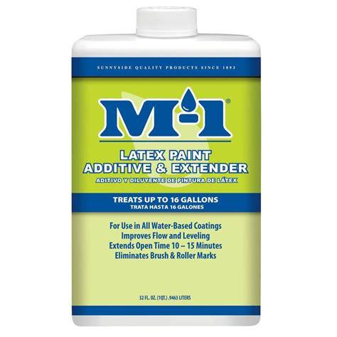 home depot paint extender m 1 1 qt paint additive and extender 6 pack