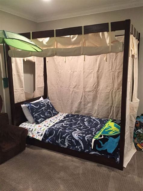 boys size bed best 25 bed tent ideas on tent bedroom