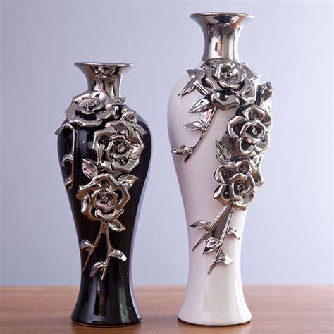 flower vase decoration home modern fashion vase ceramic home decoration accessories