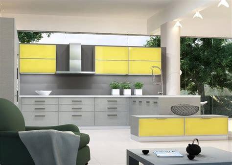 yellow and kitchen ideas modern yellow and grey kitchen ideas