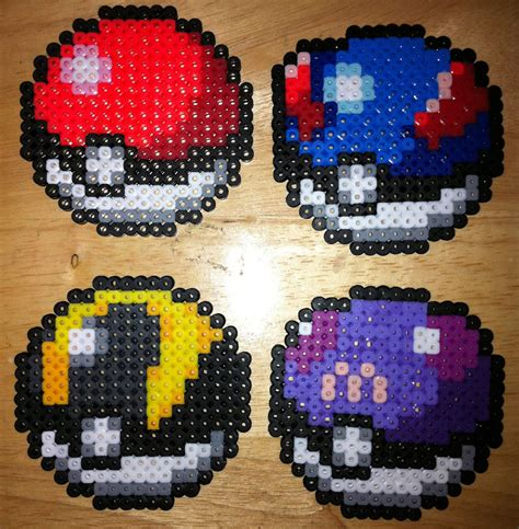 pokeball perler bead pattern sweeneyville would you expect anything less from us