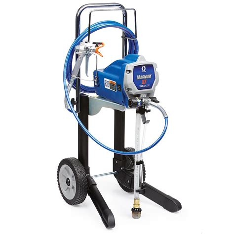 home depot exterior paint sprayers graco magnum x7 airless paint sprayer 262805 the home depot