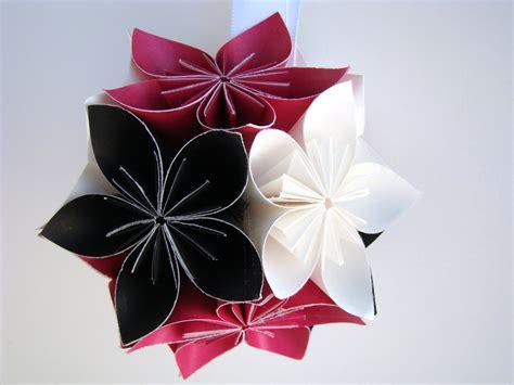 origami small flower origami flower kusudama www imgkid the image