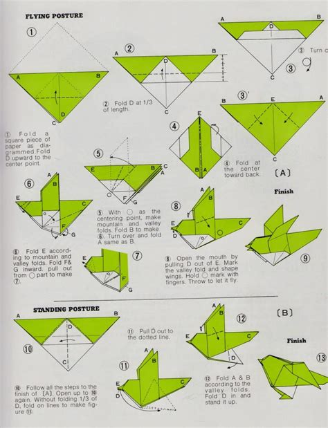 how to make origami bird base origami make origami bird steps how to make paper parrot