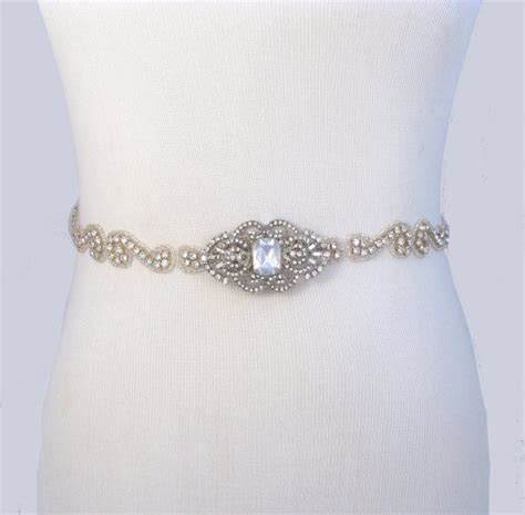 beaded belts for dresses items similar to 35 satin colors wedding dress belt