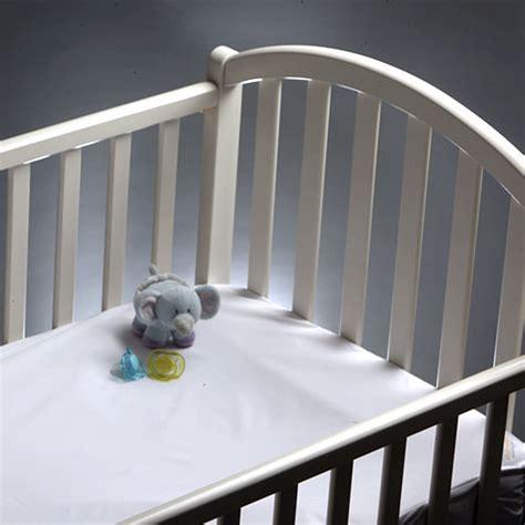 secure sleep bed bug crib mattress covers