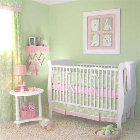 princess and the frog crib bedding rothman woof woof pink 4 pc crib bedding the