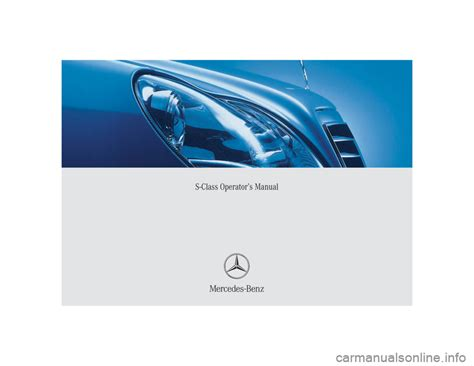 service manual auto repair manual online 2004 mercedes benz g class on board diagnostic system