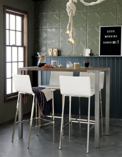 high dining table and chairs stilt 42 quot high dining table table and chairs high top