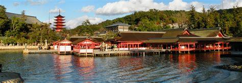 Miyajima Island In Japan Thousand Wonders