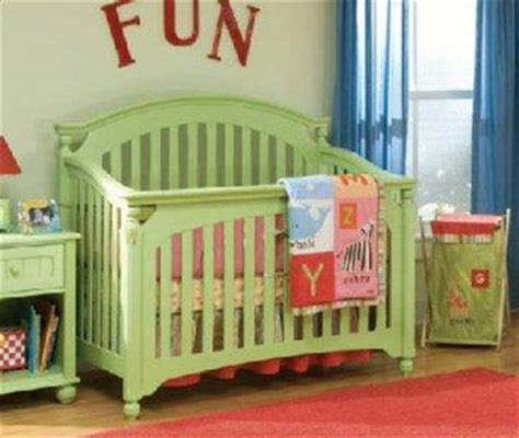 green baby crib baby bassett furniture bellevue wa by lea industries is