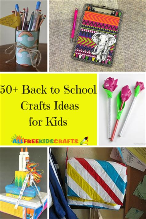 back to school crafts for 50 back to school crafts ideas for