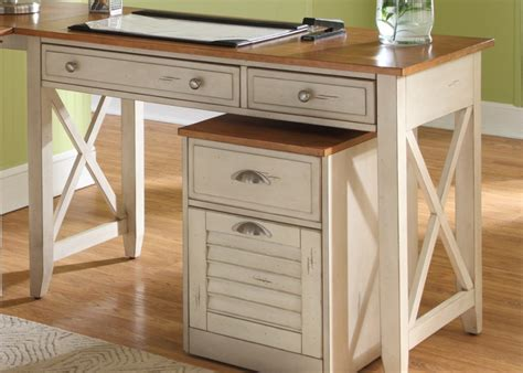 wooden desks for home office classic home office furniture of rustic white