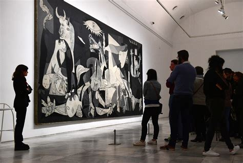 picasso paintings in reina sofia guernica de picasso 80 ans de plaidoyer contre la guerre