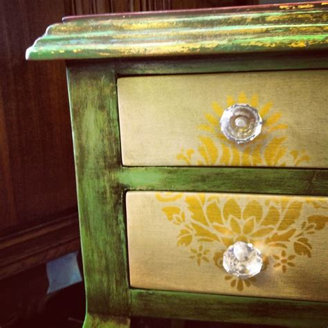 chalk paint green a beautiful desk painted with chalk paint 174 decorative