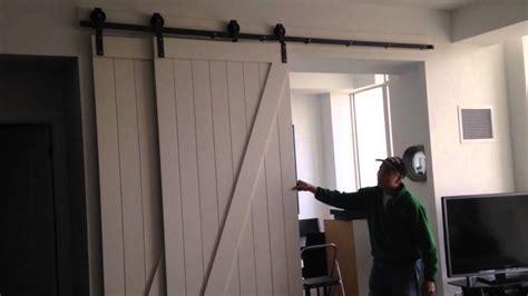 bypass closet door track bipass doors bypass doors