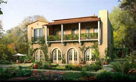 Tudor Home Plans spanish style homes with courtyards ideas