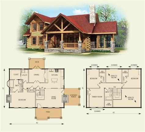 small log home plans with loft new 4 bedroom log home floor plans new home plans design