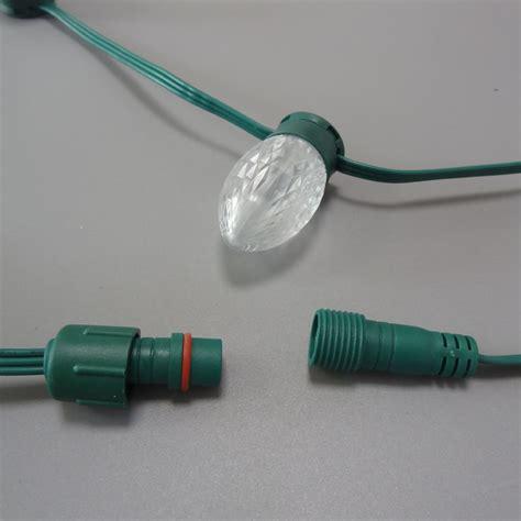 led c9 lights c9 led string light d24 outdoor decoration raysflt